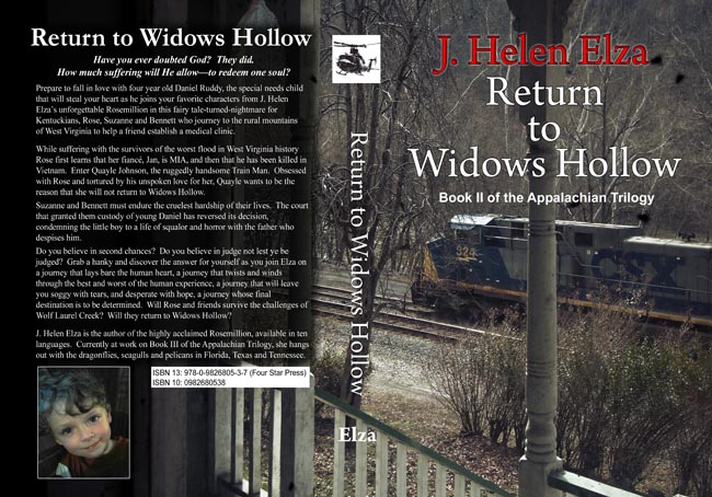 Return to Widows Hollow by J. Helen Enza
